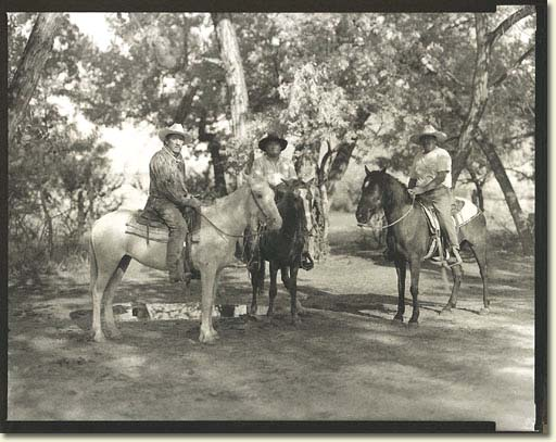 Navajo Riders in Canyon de Chelly<br>Platinum Photograph