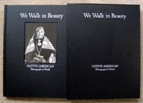 We Walk in Beauty Hardcover Open